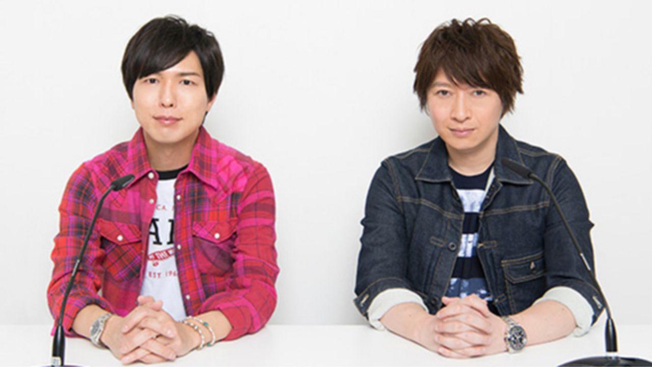 『DGS』5年振りの公開録音が終了!脇汗をかいてもOKな「wkasTシャツ」着用の小野大輔さん・神谷浩史さんの写真が公開!