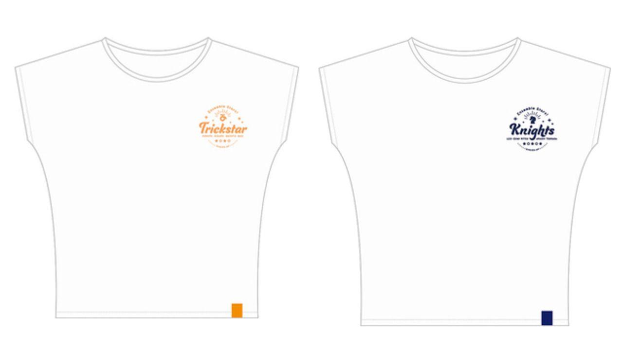 TVアニメ『あんスタ』ユニットロゴ&モチーフ入りTシャツが登場!さりげなく推しユニットをアピールしちゃおう