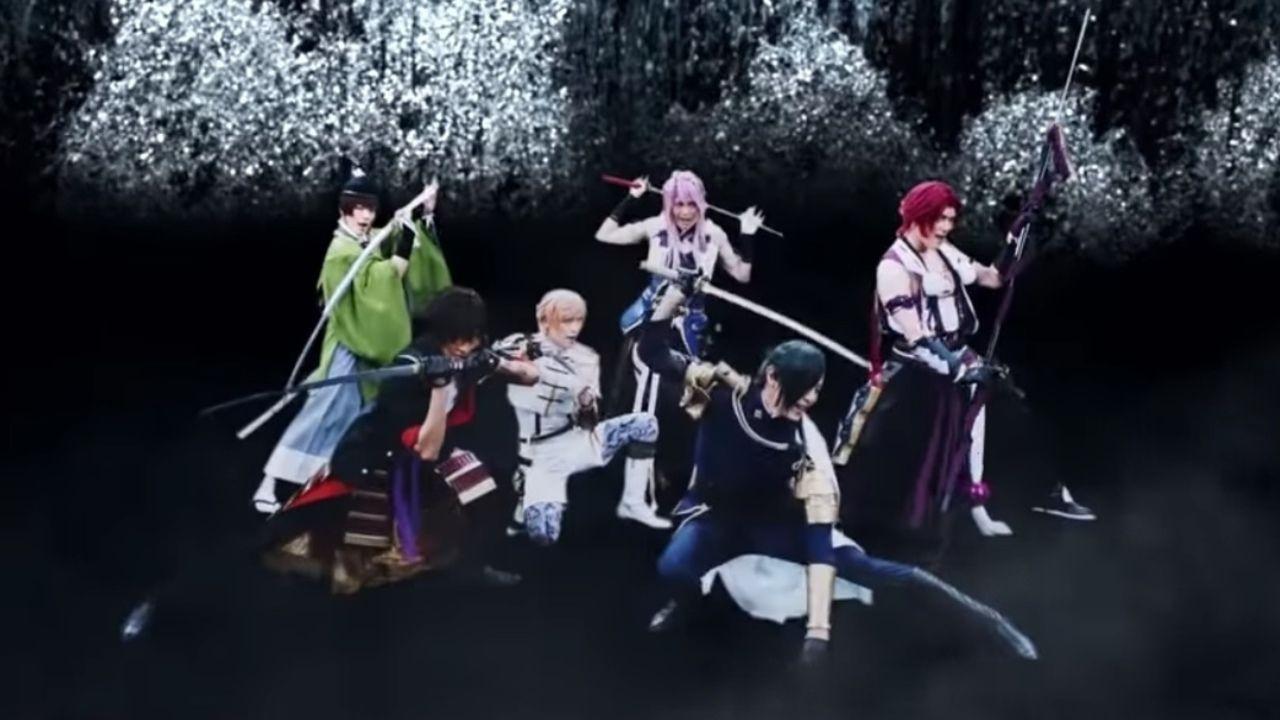 『刀ミュ』シングルCD「鼓動」のMV公開!美しい世界観&刀剣男士6振りの圧倒的なパフォーマンスは必見