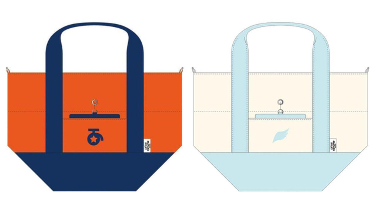 『あんスタ』全12ユニットイメージのトートバッグが登場!ショルダーベルト&パスケースも付属