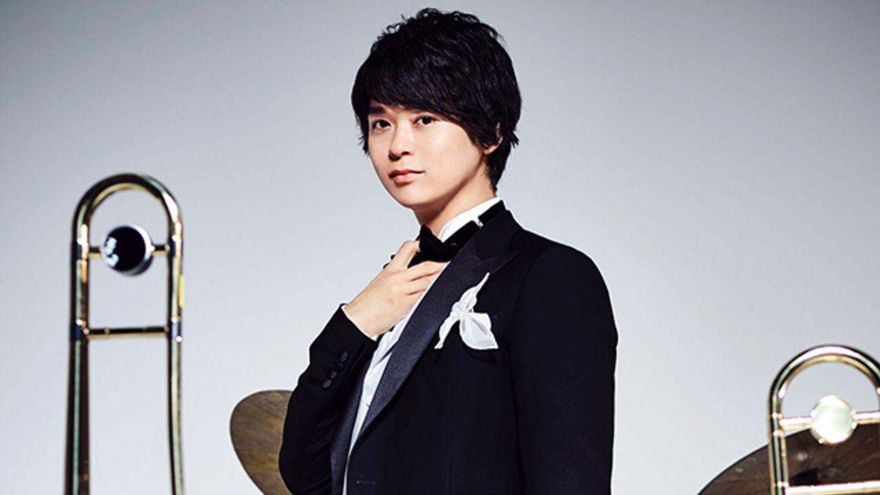 5月にデビューした声優アーティスト・土岐隼一さん初の写真集&クリスマスがコンセプトのスペシャルシングル発売決定!