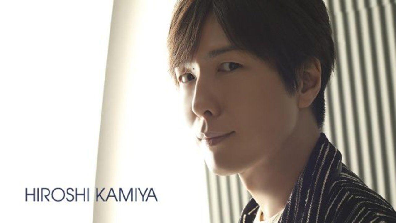 神谷浩史さん8thミニアルバムが12月25日に発売決定!Kiramuneメンバーのカヴァー企画第2弾