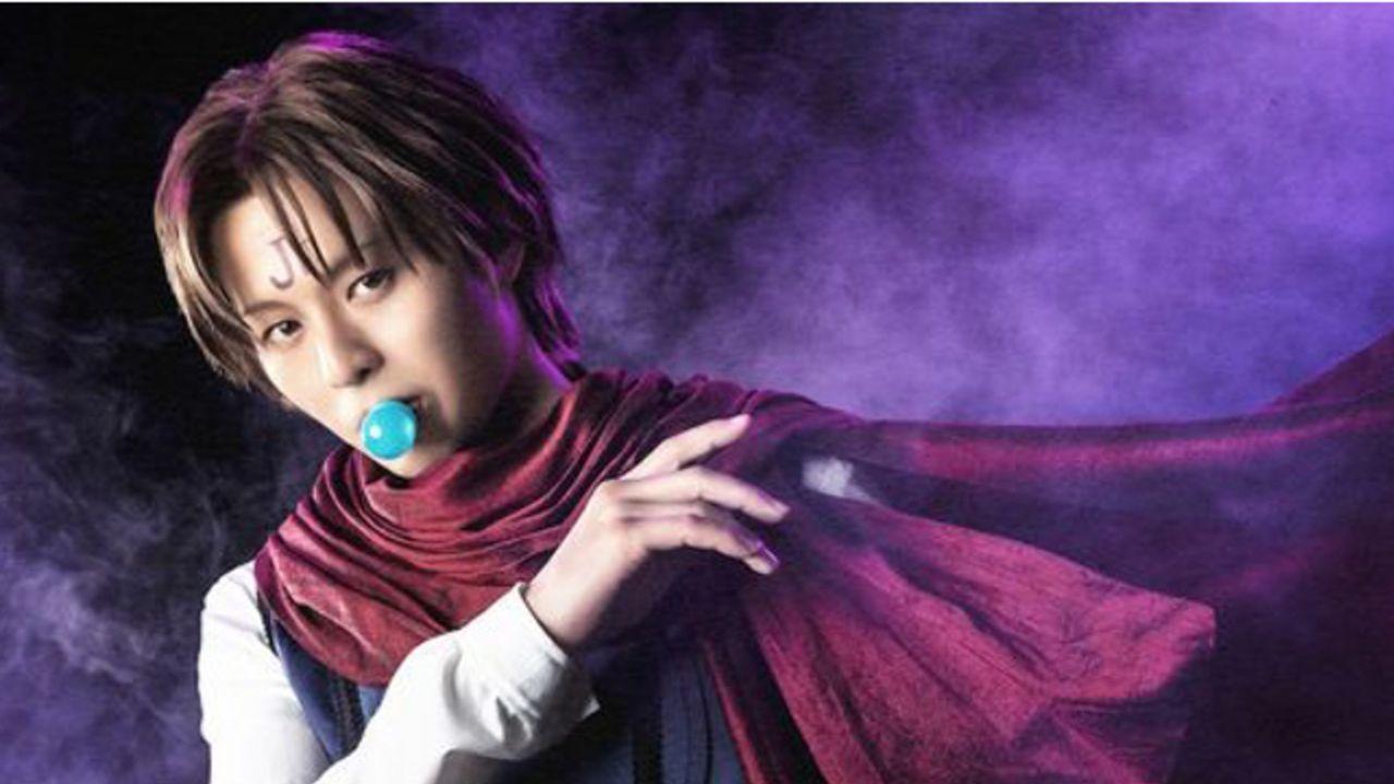 舞台『幽☆遊☆白書』荒木宏文さんが衝撃的な姿に!?「人間界バージョン」と「赤ん坊姿」の演じ分けが話題