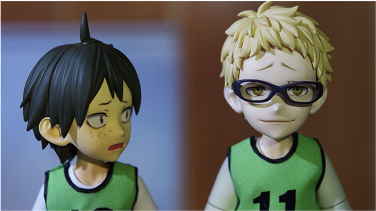 『ハイキュー!!』烏野高校バレー部が製作期間3年超の人形アニメに!キャラクターの再現度が凄すぎるPV公開
