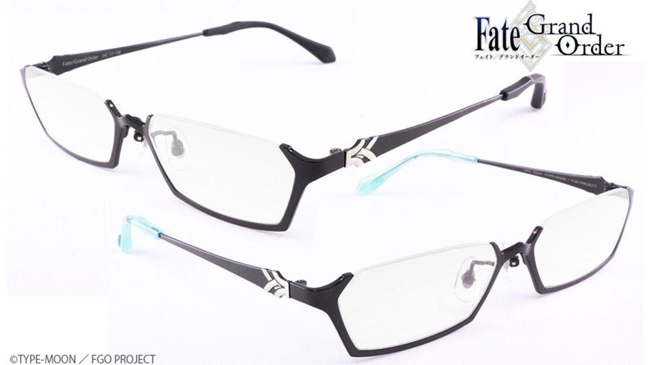 『FGO』シグルド&モリアーティのコラボ眼鏡が登場!シグルドは宝具、モリアーティは青い蝶がモチーフに