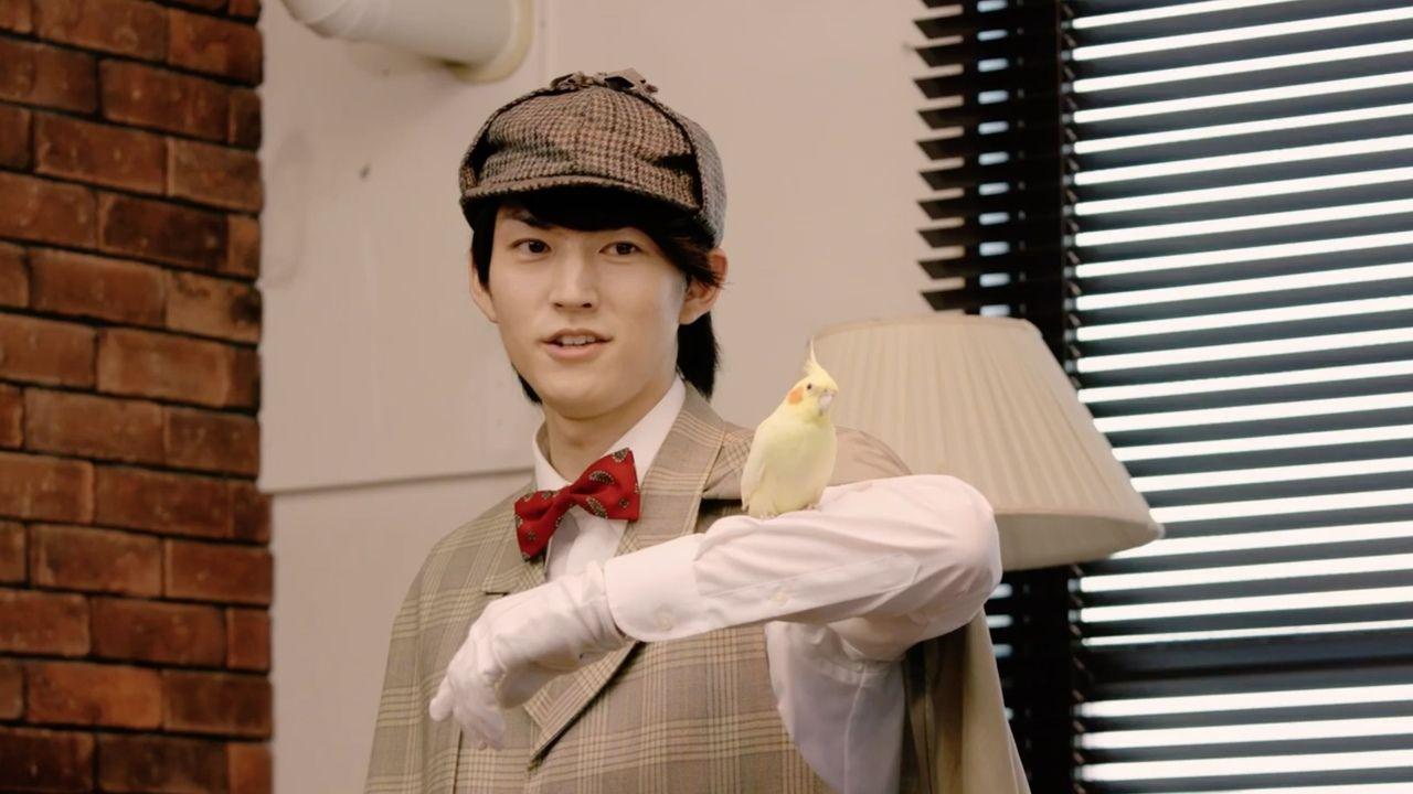 和田雅成さん演じるおちゃめな探偵&インコ(CV.八代拓さん)のコンビ再び!UR賃貸住宅のPR動画が公開!