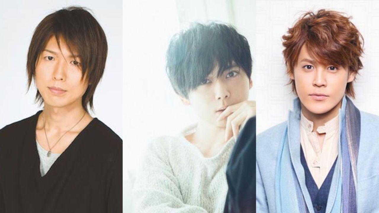 「海外で人気の日本人声優」ランキング発表!神谷浩史さん、宮野真守さんら日本でも大人気の声優が上位にランクイン