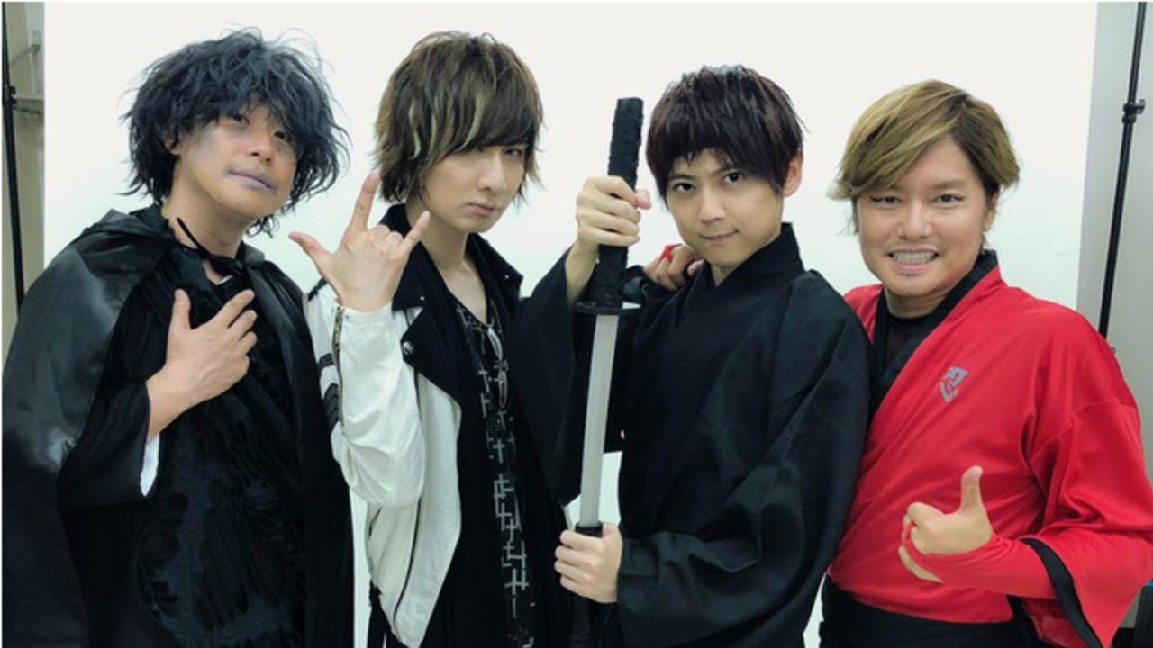 梶裕貴さんと前野智昭さんが和服&制服姿を披露「AD-LIVE ZERO」オフショットまとめ!BD・DVD発売決定も