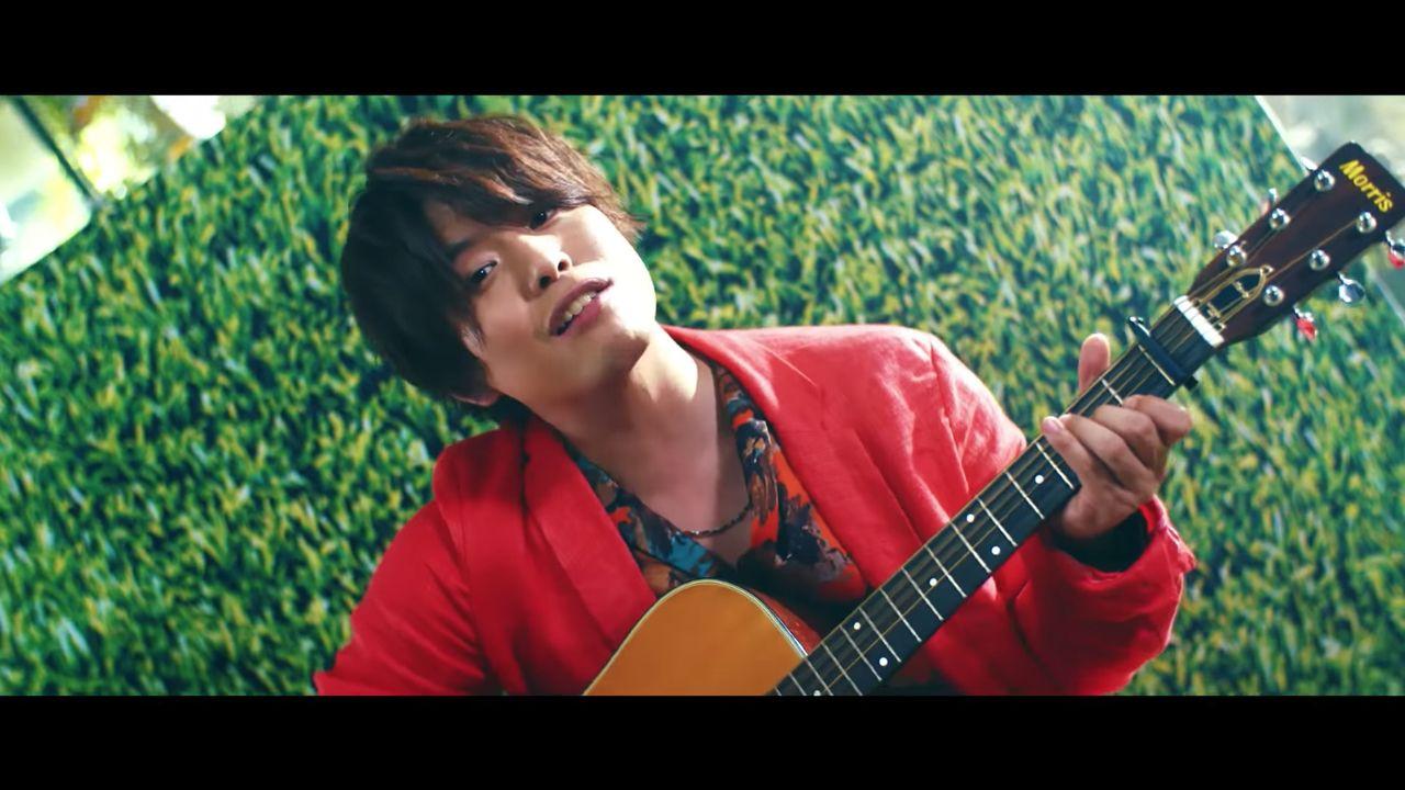 仲村宗悟さんのデビューシングル「Here comes The SUN」フルサイズMV・ジャケ写解禁!仲村さんのオフショットも