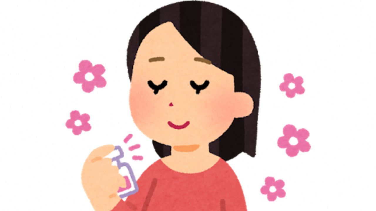 推しの香りをリアルに体感できる!二次元キャラの香りをAIが忠実に再現するサービス発表!