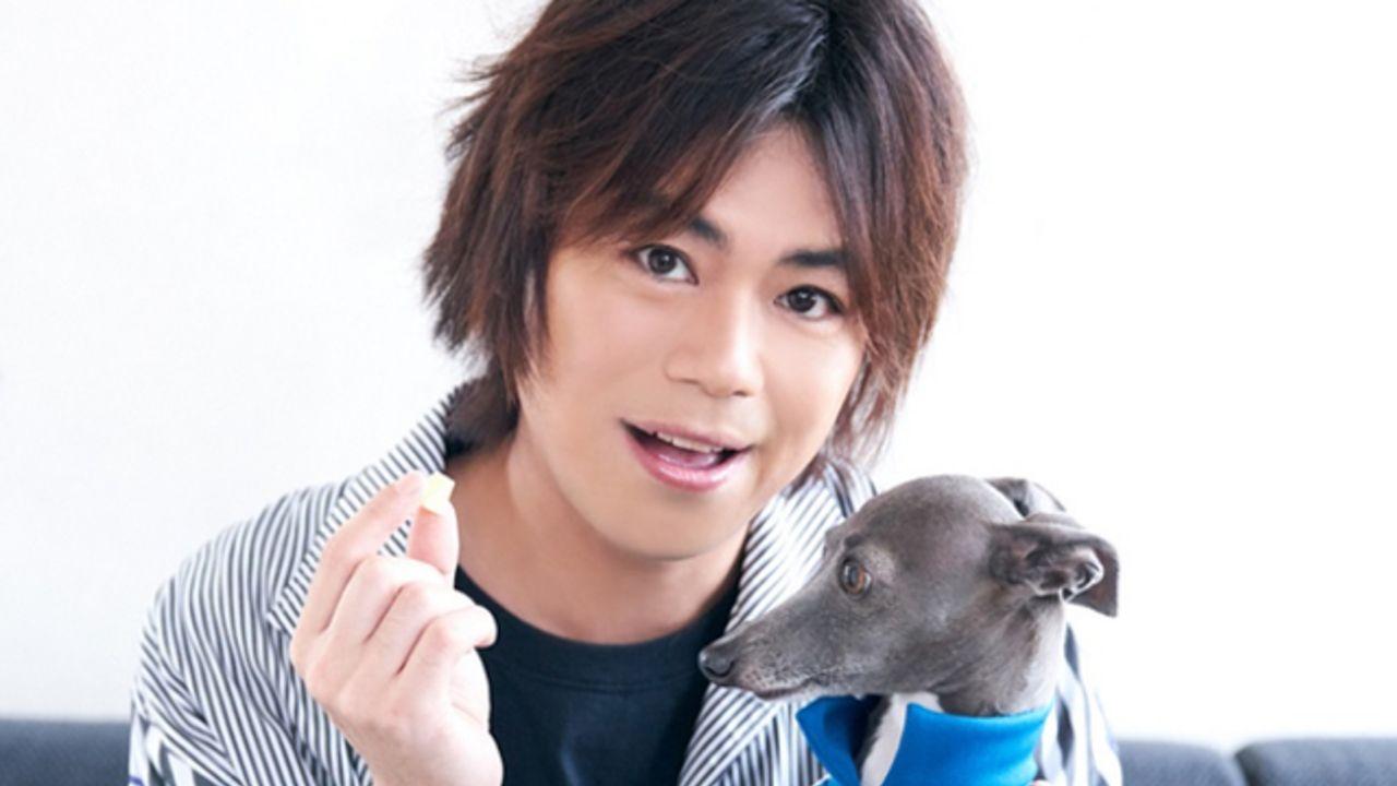 多方面で活躍する声優・浪川大輔さんが「月刊TVガイド」に初登場!グラビア&購入者特典が先行公開
