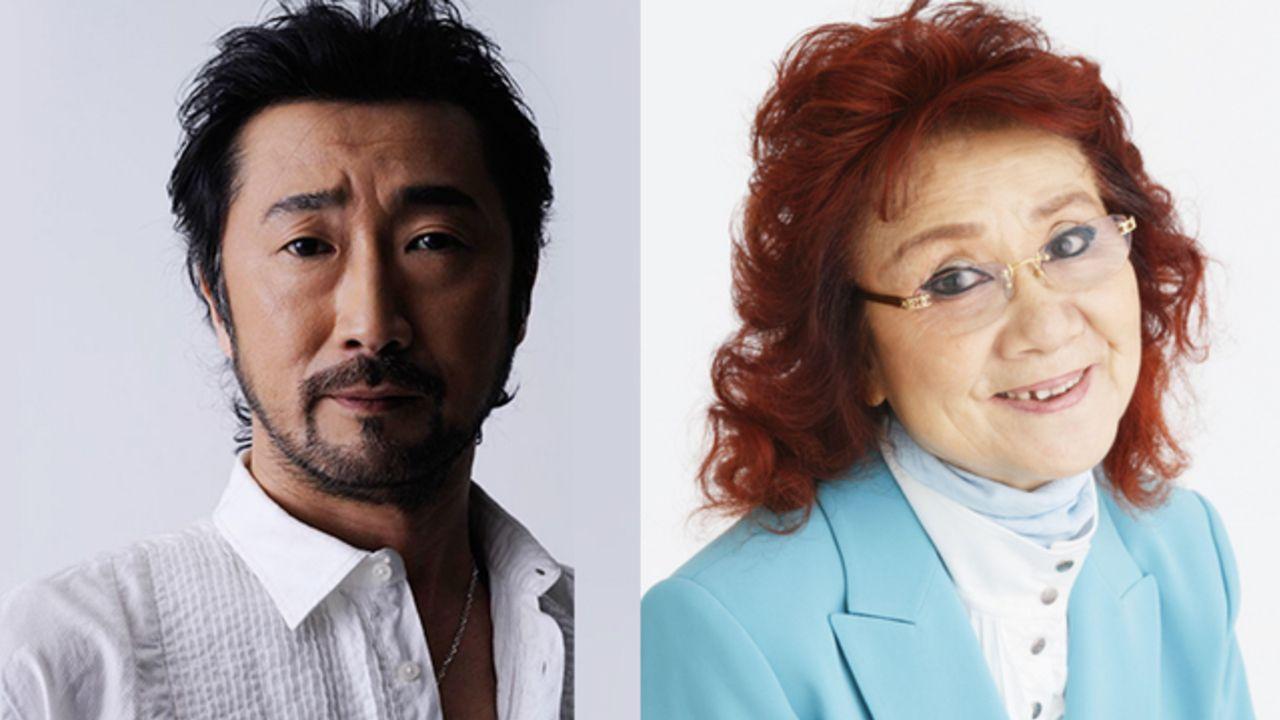 声優界最強の2ショ!?大塚明夫さんが野沢雅子さんとの仲良し2ショット写真をTwitterに投稿!