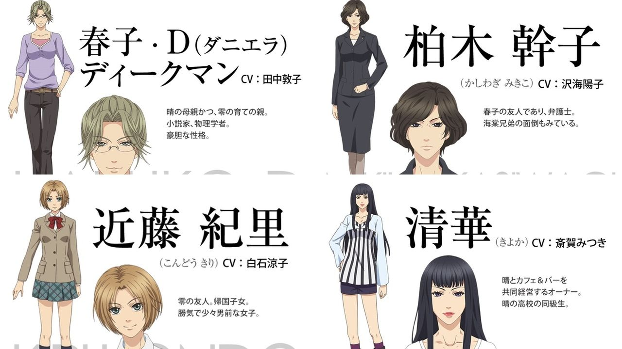 アニメ『SUPER LOVERS』追加キャスト陣発表!田中敦子さん、沢海陽子さんなど