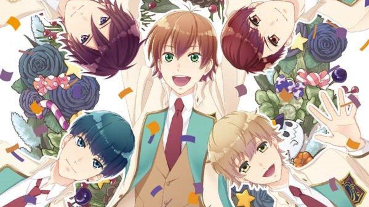 OVA『スタミュ in ハロウィン』が9月23日にTV初放送決定!星谷たちが開いたパーティーが思わぬ事態に!?