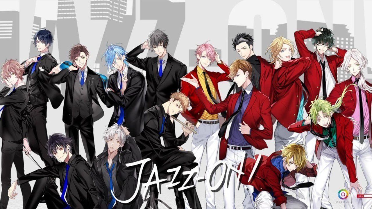 ジャズ x 青春ストーリー『JAZZ-ON!』ボイスも聴ける自己紹介PVが公開!人気声優演じる16名のジャズ男子たち
