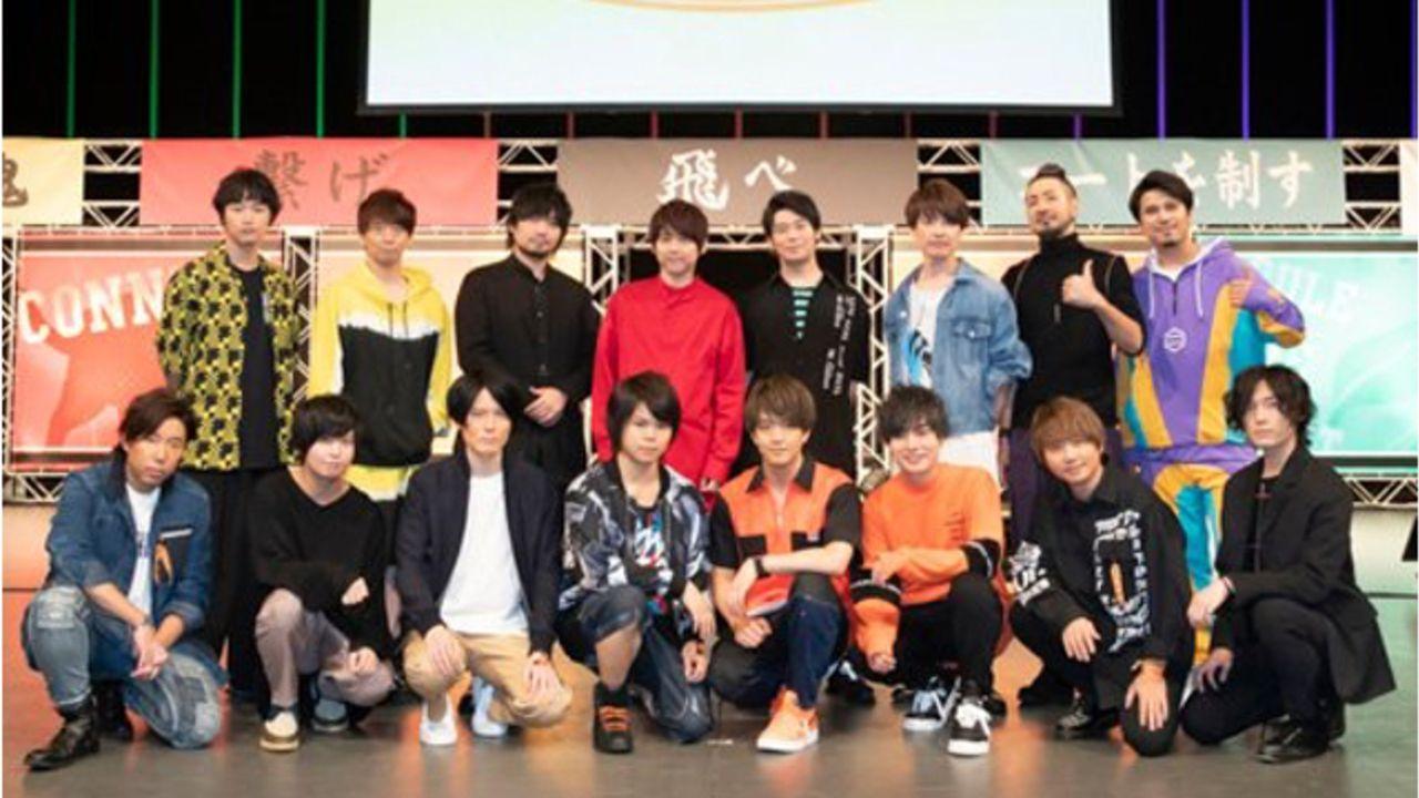 『ハイキュー!!』梶裕貴さん、増田俊樹さんらが出演したイベントオフショットまとめ!新シリーズに対する熱いコメントも