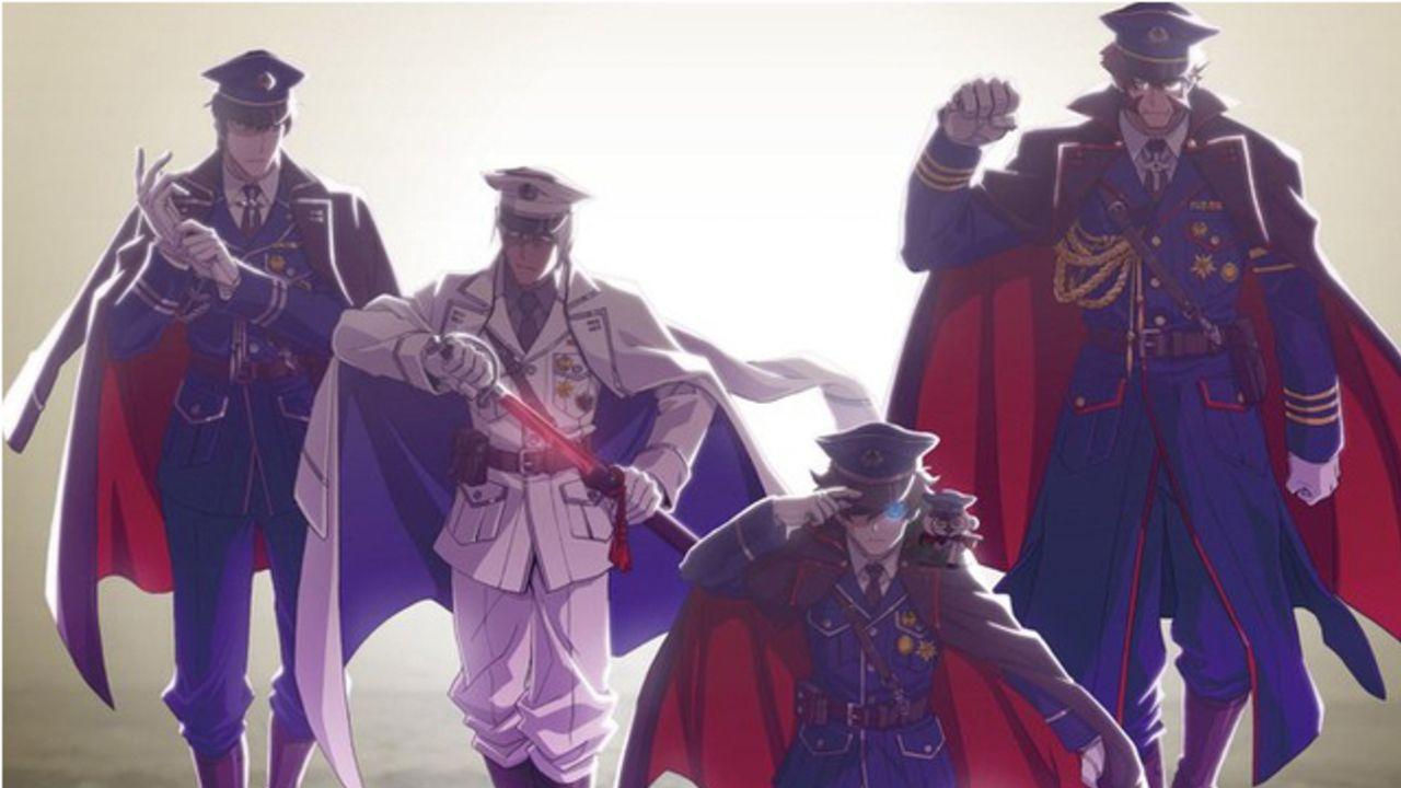 軍服姿が尊い『血界戦線』オンリーショップ開催決定!キャラデザ・川元利浩さんによる描き下ろしを使用したグッズを販売