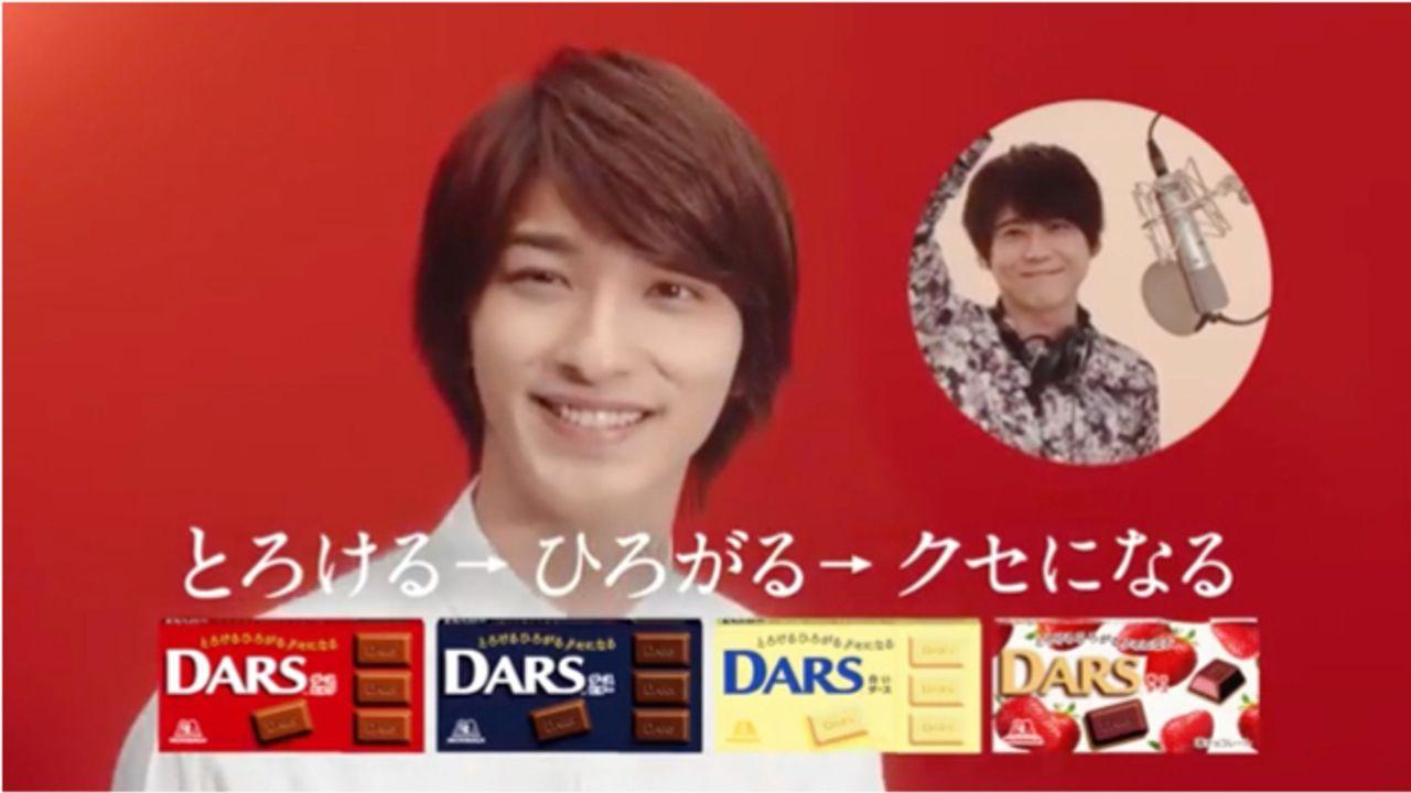 丸窓からのぞく姿が可愛い!梶裕貴さん、横浜流星さんがチョコレートのCMに出演&横浜さんの気持ちを代弁する梶さんは必見