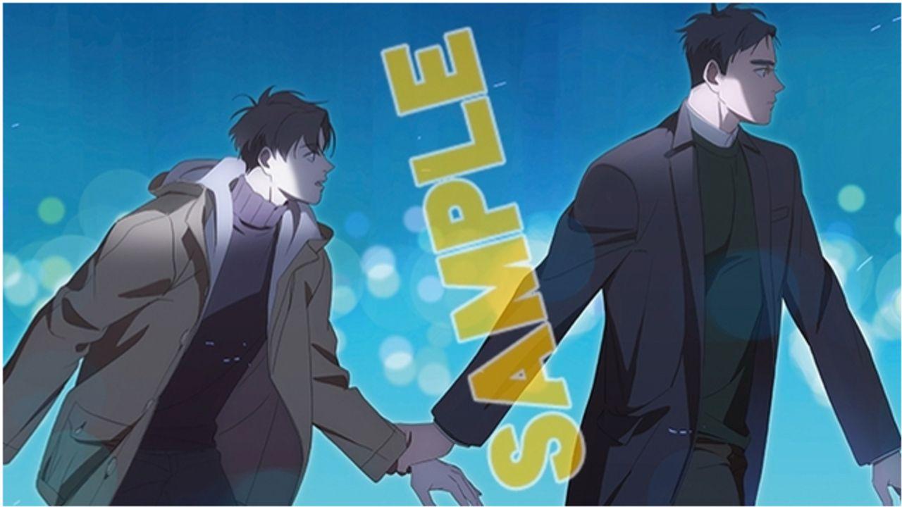 話題の韓国発BLアニメ『過呼吸』美しい本編の名シーンをグッズ化!クリアファイルやポストカードセットがラインナップ