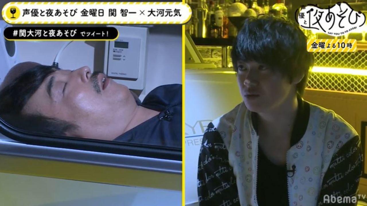 『声優と夜あそび』関智一さんが生放送中に爆睡!?シュールな状況が話題に「色んな意味で神回」「不思議な番組だ」