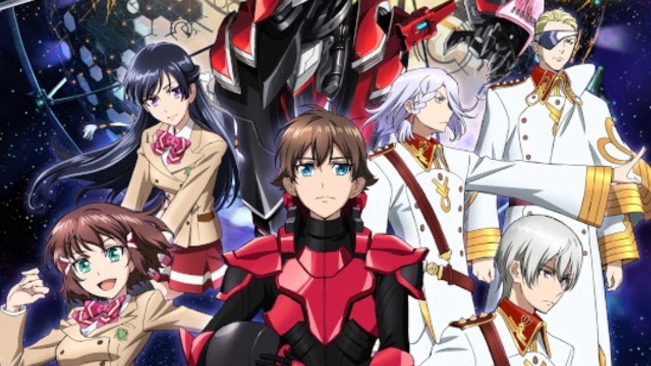 星野桂先生がキャラ原案を務めるアニメ『革命機ヴァルヴレイヴ』BDBOX発売決定!逢坂良太さん、木村良平さんからコメントも