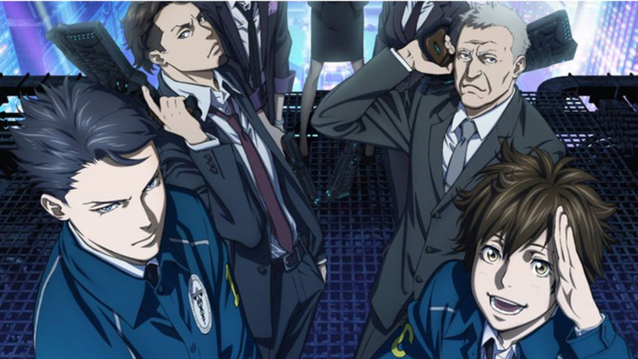 TVアニメ『PSYCHO-PASS 3』特別番組に梶裕貴さん、中村悠一さんらの出演が決定!シリーズ振り返り&第1話の一部も先行公開