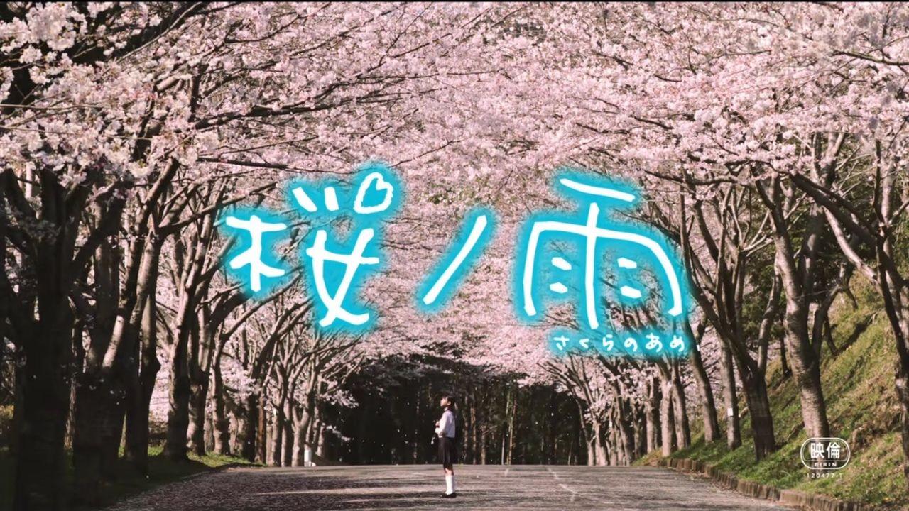 映画『桜ノ雨』の予告動画公開!キャストの掛け合いや合唱シーンに注目!