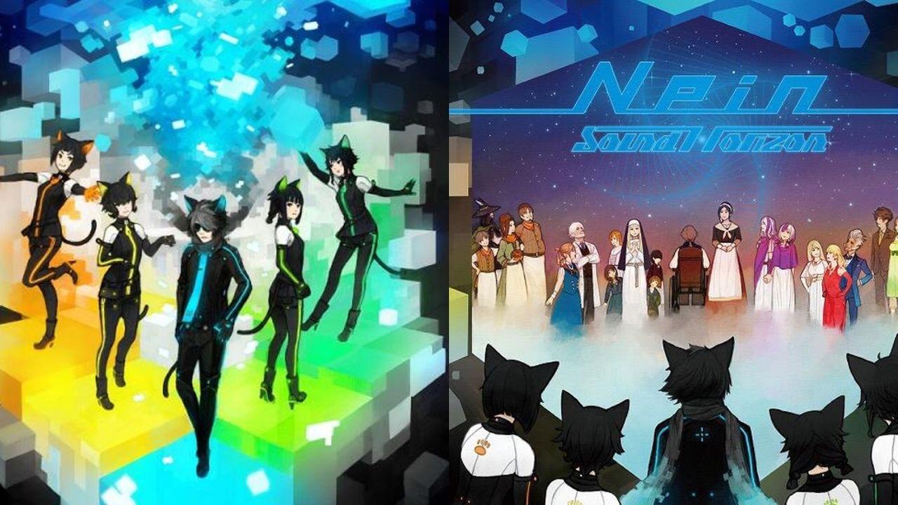 【サンホラ】「9th Story Concert「Nein」〜西洋骨董屋根裏堂へようこそ~」が劇場公開決定!