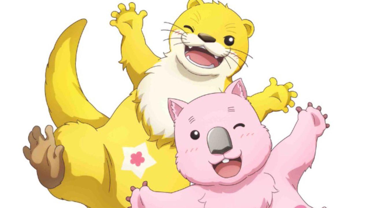 『防衛部LOVE!』x『防衛部HK』ウォンさん&カルルスのマスコット組登場!守りたいこの笑顔…伊香保温泉コラボビジュアル公開