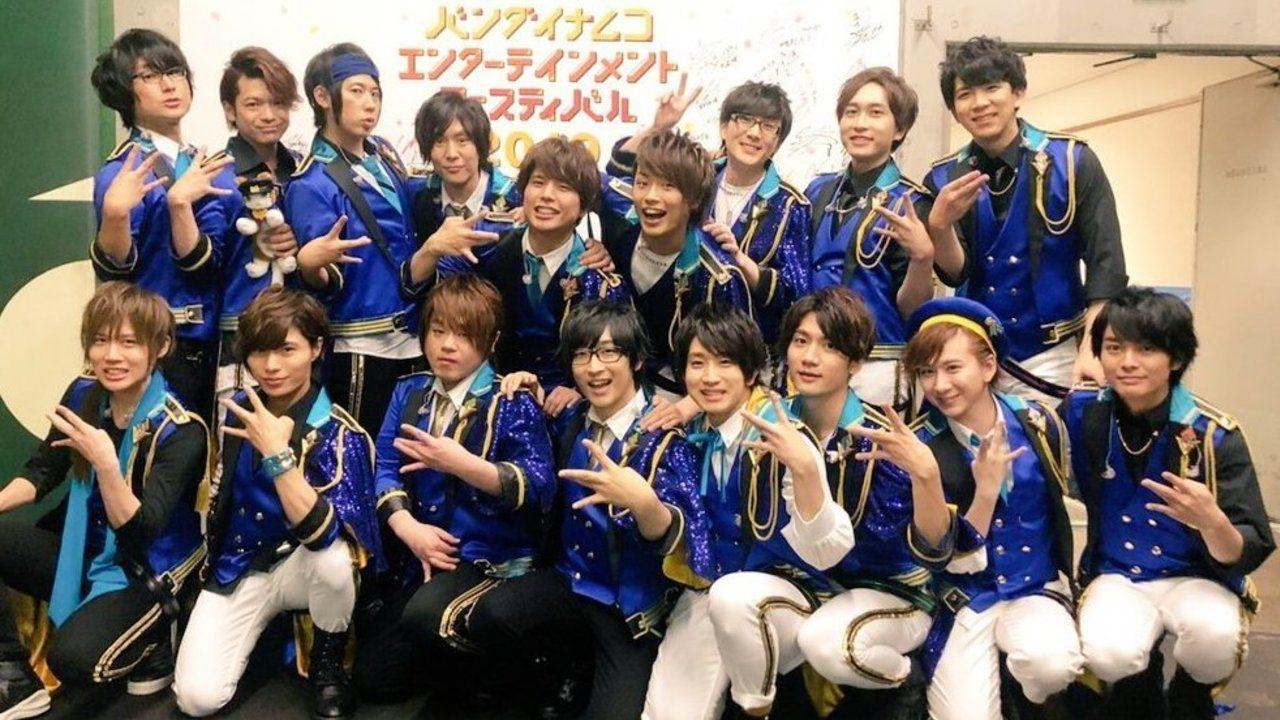 『SideM』西川貴教さんx仲村宗悟さんのコラボにも大興奮!「BからMになりました」バンナムフェス写真&ツイートまとめ