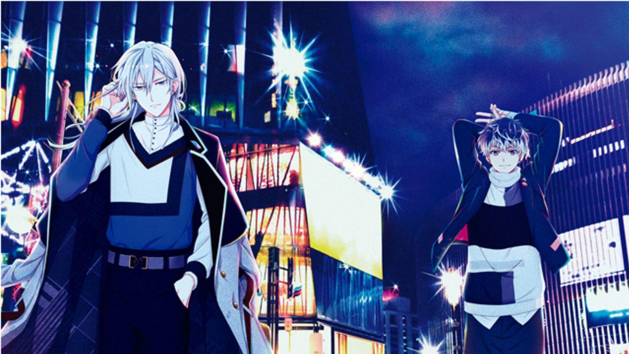 『アイナナ』Re:valeの4周年記念ビジュアル解禁!銀座に佇む千と百のポスターが期間限定で東京・新橋駅に登場