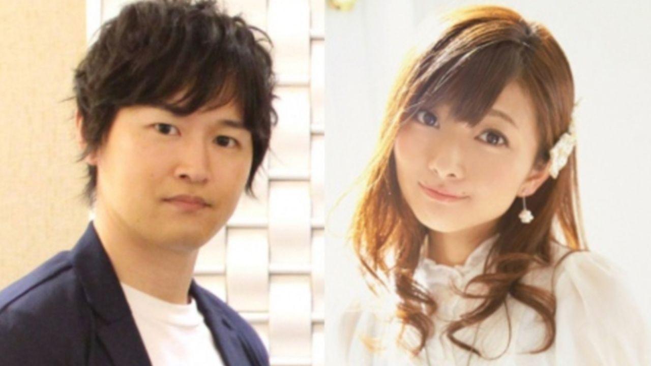 逢坂良太さん&沼倉愛美さんが結婚を発表!お2人は『暗殺教室』『シンカリオン』で共演