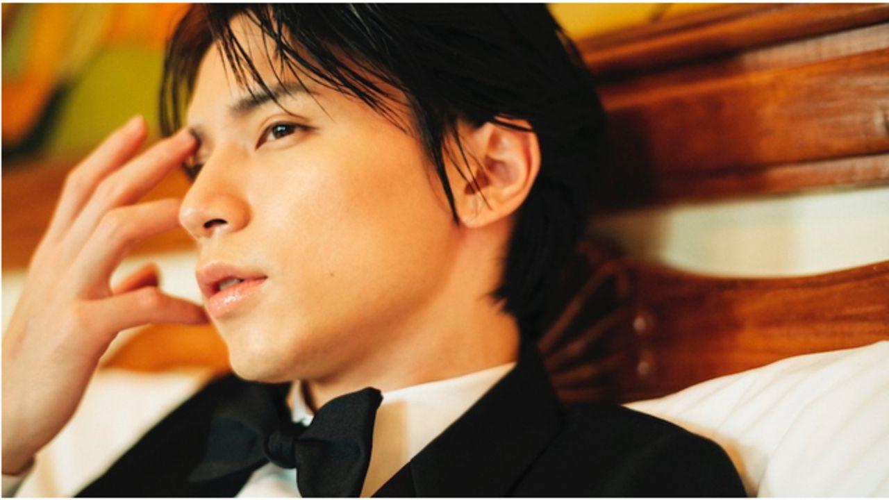 北村諒さん約4年ぶりとなる撮り下ろし写真集発売決定!色気たっぷりの大人な表情&少年のような素の表情までたっぷり収録