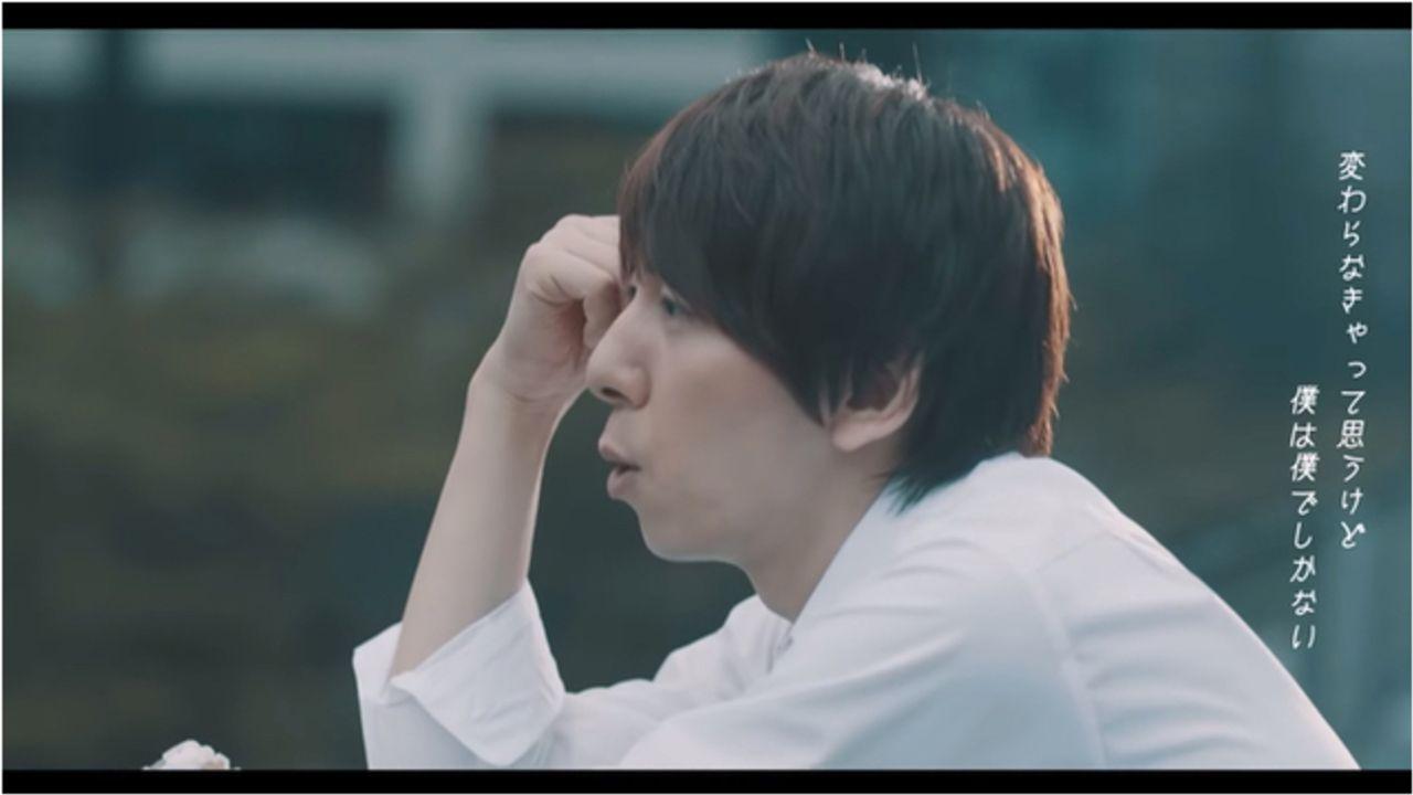 羽多野渉さん約2年ぶりとなる9thシングル発売!疲れた大人を演じるMV公開&自身初となる誕生日当日のライブ開催決定