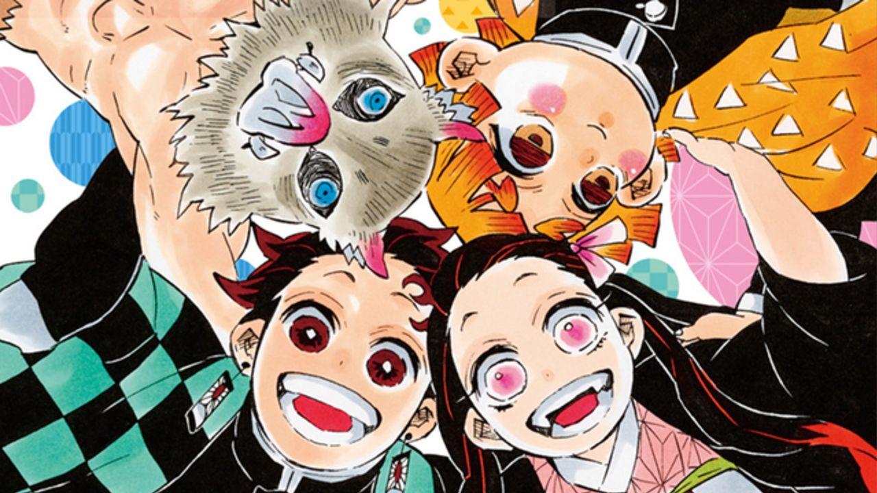 『鬼滅の刃』2019年コミックス年間累計売上ランキング1位へ!11年間連続1位の『ONE PIECE』を追い越す!?