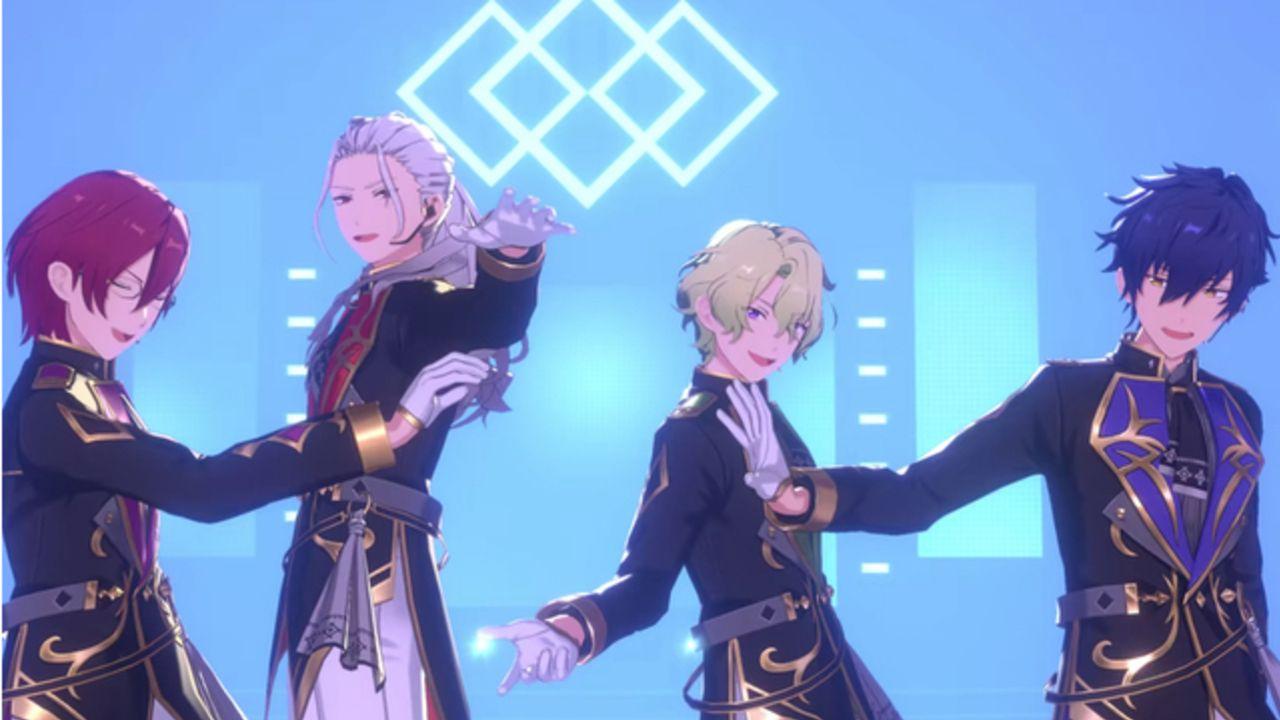 『あんスタ!!Music』Edenが「THE GENESIS」を披露!新衣装でのパフォーマンスを収録したショートMV公開!