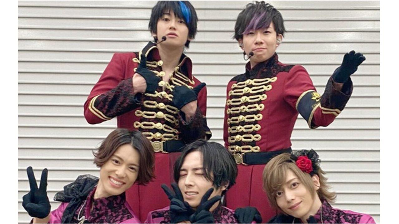 豊永利行さん、蒼井翔太さんらがゴシック風の衣装を披露!ピタプロ所属「ラグポ」初単独ライブのオフショット&感想ツイートまとめ