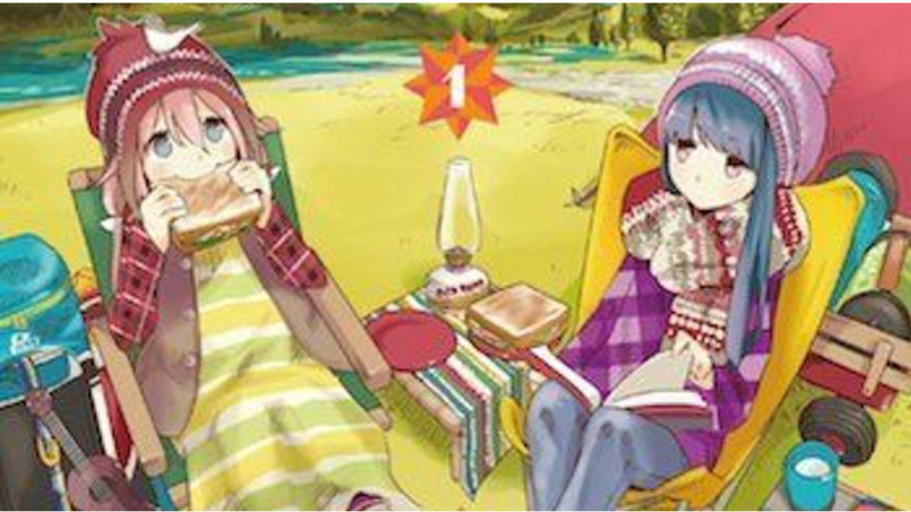 女子高校生たちがキャンプを楽しむ『ゆるキャン△』実写ドラマ化決定!志摩リン役に福原遥さん、各務原なでしこ役に大原優乃さん