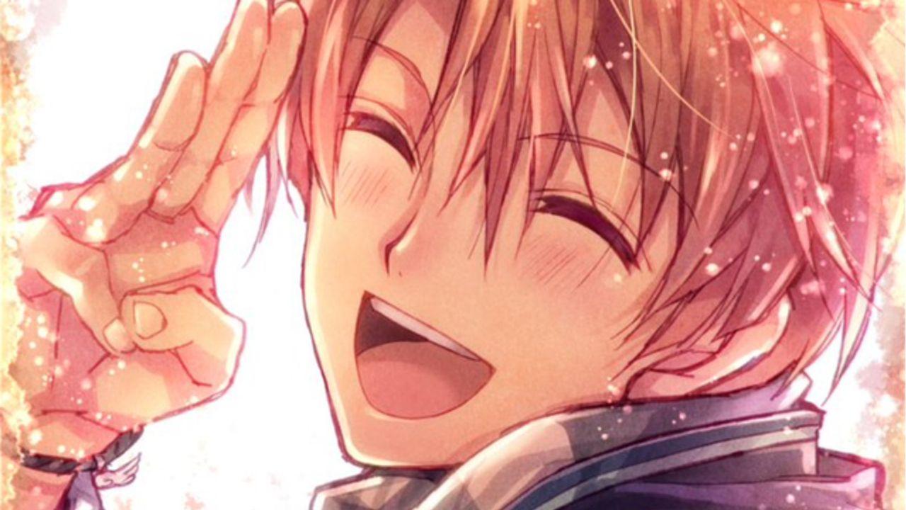 """種村有菜先生が『アイナナ』和泉三月のイラストを公開!""""翼モチーフ""""のブレスレット&アウターを身につけた姿に涙"""