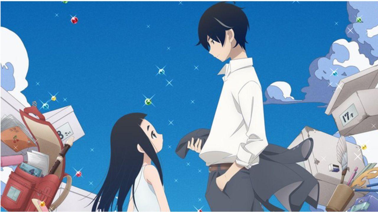 『さよなら絶望先生』作者最新作『かくしごと』TVアニメ化決定!漫画家の父役に神谷浩史さん&ティザービジュアル・PV公開