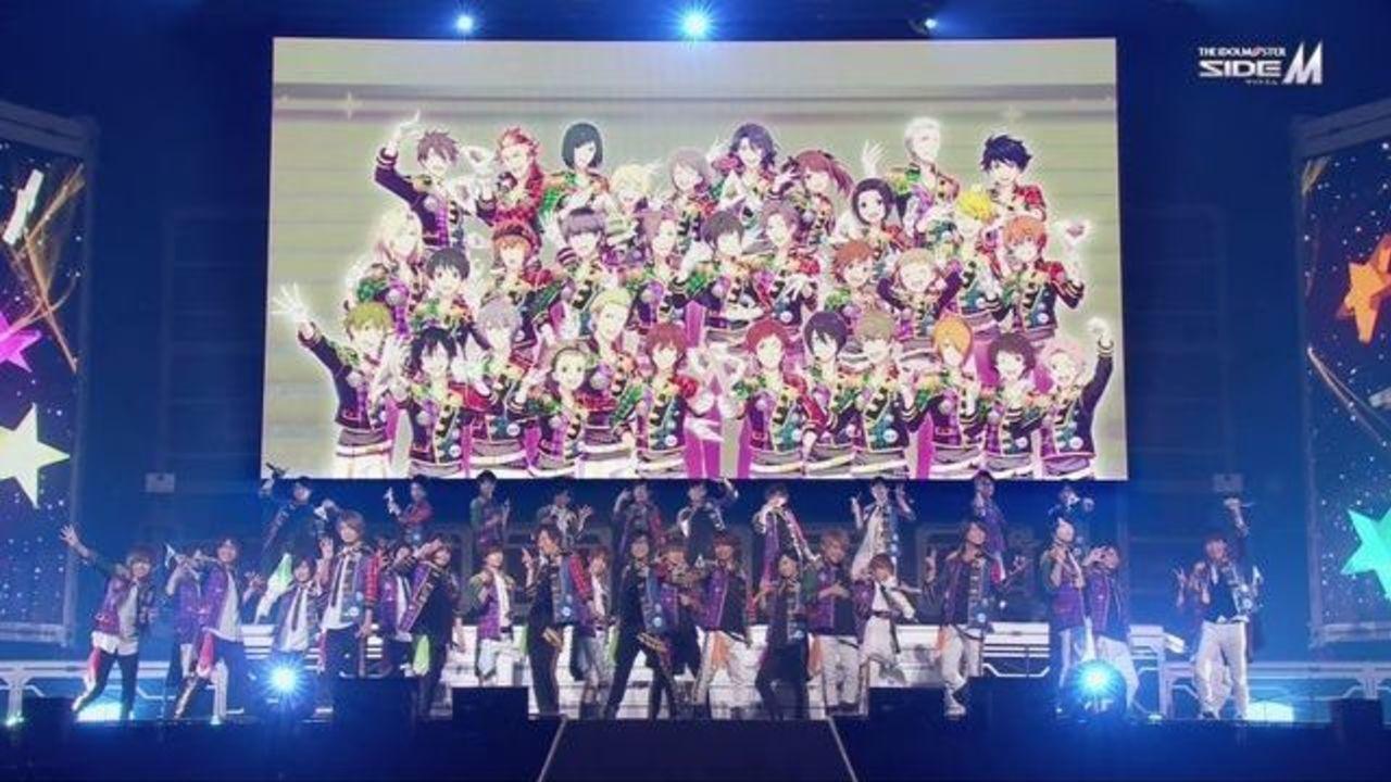『SideM』4th STAGE共通&WORLD TRE@SURE曲の着用衣装・小物展示イベント開催!LIVE Blu-ray発売記念