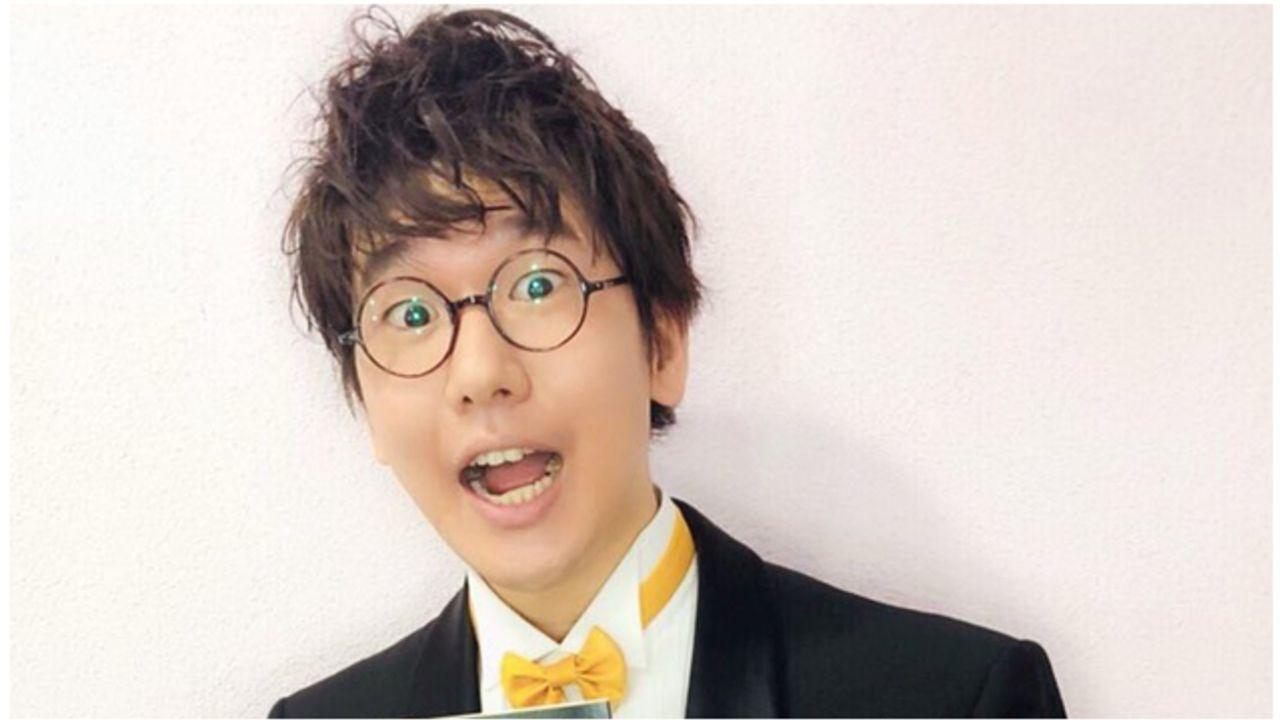 ミステリードラマ『探偵が早すぎるSP』に花江夏樹さんが出演!アニメ好きで有名な女優・広瀬アリスさんも共演に大興奮