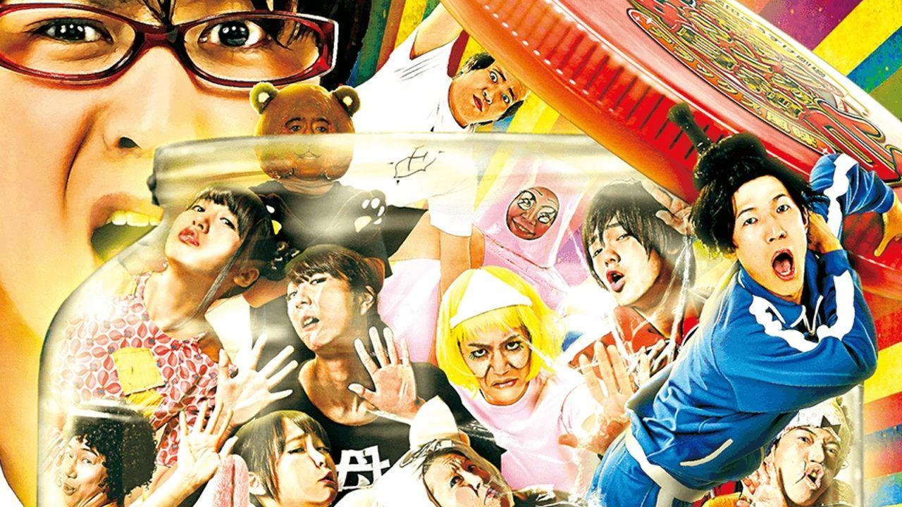 舞台『ギャグマンガ日和』松尾芭蕉と河合曽良登場決定!ビジュアル&キャスト公開!