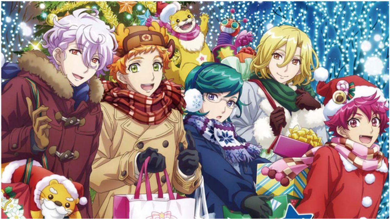 冬服姿が素敵『防衛部HK』クリスマスがテーマの描き下ろし公開!冬コミにてイベントCD&新作缶バッジの販売決定