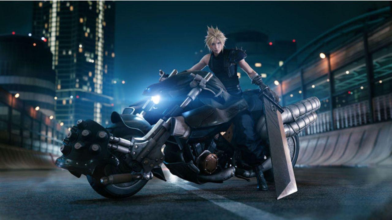 『FF7』バイク&バスターソードの特別展示決定!セフィロスのアクションドールなど新作グッズ登場&特典プレゼント