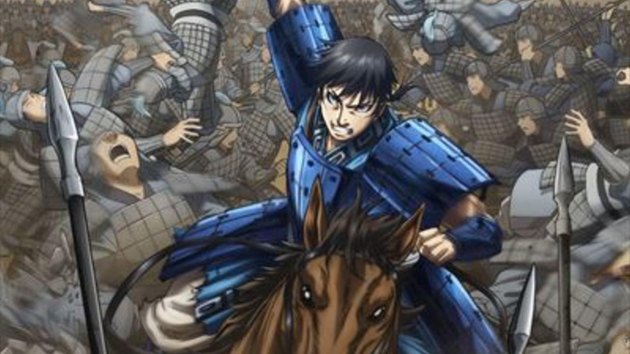 史上最大規模の戦い!『キングダム』ティザービジュアル公開!『リボーン』今泉賢一監督など豪華スタッフが「合従軍編」を描く