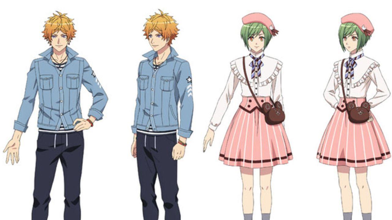 TVアニメ『A3! SEASON SUMMER』夏組&いづみ・松川のキャラクター設定公開!江口拓也さんらが登壇する先行上映会も