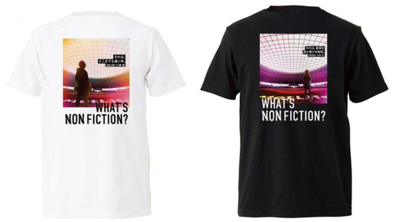 """『アイナナ』""""4周年ビジュアル""""プリントTシャツが登場!IDOLiSH7、TRIGGER、Re:vale、ŹOOĻの全16種がラインナップ"""