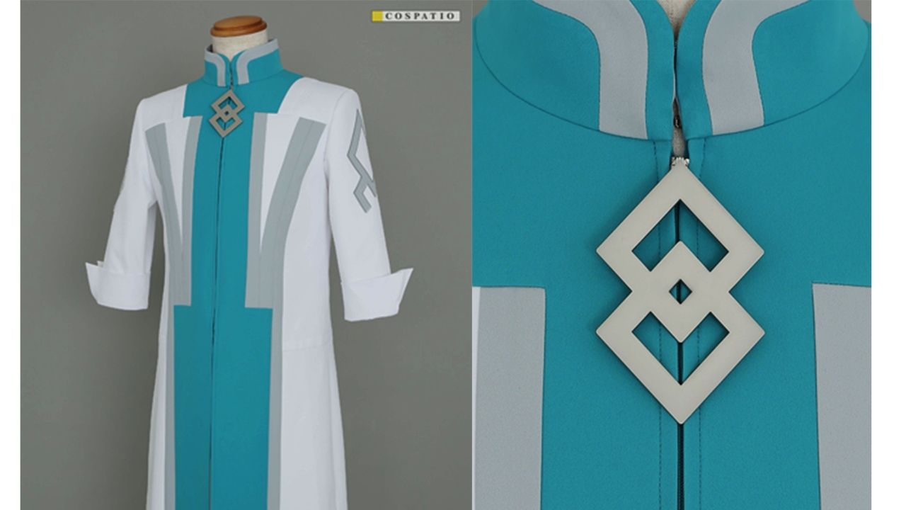 ロマニになれちゃう!?『FGO』ロマニのジャケット登場!前後の切り替えデザインが忠実に再現された豪華商品