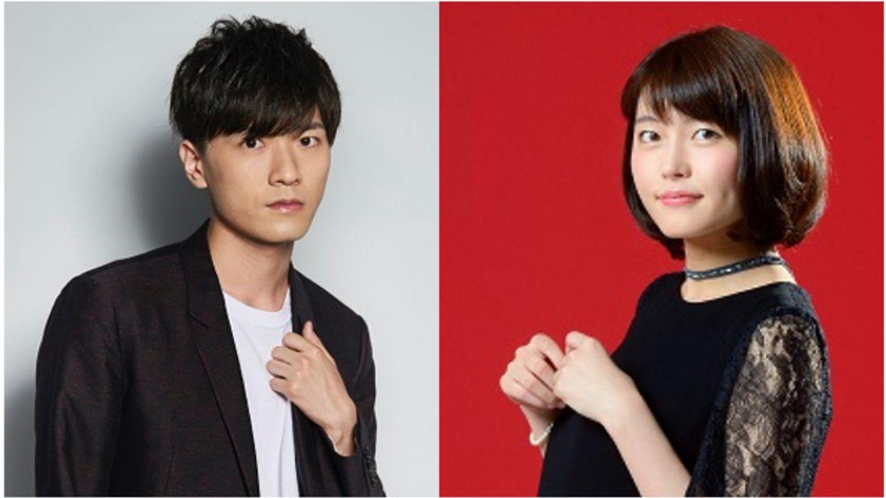 畠中祐さんと千本木彩花さんが結婚を発表!ファンからは共演作「カバネリ婚」&小野賢章さんら声優陣から祝福の声も